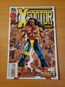 X-Factor #121 ~ NEAR MINT NM ~ (1996, Marvel Comics)