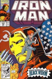 Iron Man (1968 series) #276, VF+ (Stock photo)