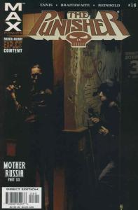 Punisher (7th Series) #18 FN; Marvel | save on shipping - details inside