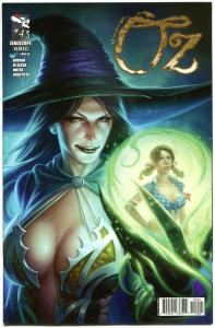 GRIMM FAIRY TALES presents OZ #4 B, NM, Dorothy, 2013, more GFT in our store