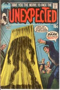 UNEXPECTED (TALES OF) 125 VG+   July 1971 COMICS BOOK