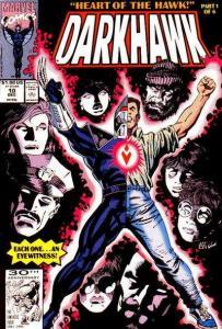 Darkhawk #10, NM- (Stock photo)