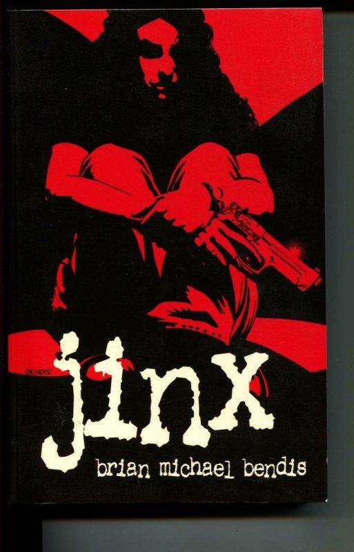 Jinx Trade Paperback TPB Brian Michael Bendis-FN