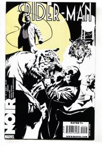 Spider-Man Noir #4 variant cover 2009 Marvel comic book NM-