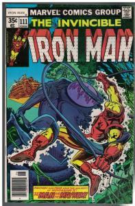IRON MAN 111 VG June 1978