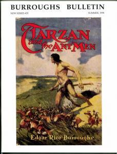 Burroughs Bulletin New Series #35 1998-ERB-Tarzan-J Allen St John-Frazetta-VF