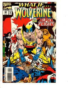 8 What If ? Marvel Comic Books # 59 60 61 62 63 64 65 66 Avengers Hulk CR52
