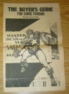 Buyer's Guide for Comic Fandom, The #291 FN; Alan Light | save on shipping - det