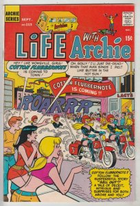 Life with Archie #113 (Sep-71) VF/NM High-Grade Archie, Jughead, Betty, Veron...