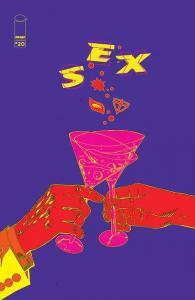 Sex (2013 series) #20, NM (Stock photo)
