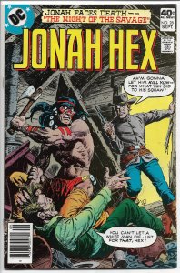 Jonah Hex #28 - Bronze Age - (VF) Sept. 1979