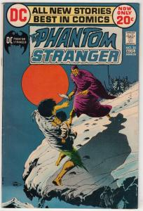 Phantom Stranger, The #20 (Aug-72) VF/NM High-Grade The Phantom Stranger