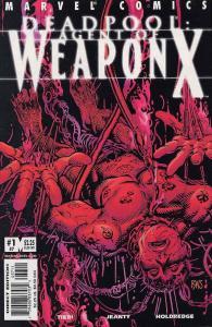 Deadpool #57 VF/NM; Marvel   save on shipping - details inside