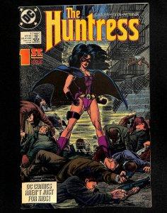 Huntress #1