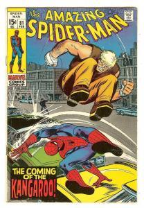 Amazing Spiderman 81