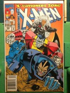The Uncanny X-Men #295 X-cutioner's Song part 5