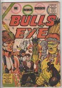 Bulls Eye #6 (Jun-55) VG Affordable-Grade Bulls Eye