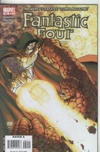 Fantastic Four numero 552