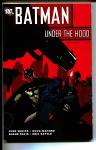 Batman Under The Hood Vol 2 TPB trade