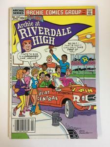 ARCHIE AT RIVERDALE HIGH (1972-1987)108 VF-NM  Apr 1986 COMICS BOOK