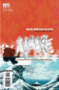 Nextwave #1A VF/NM; Marvel | save on shipping - details inside