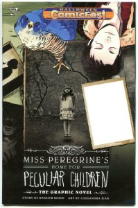 MISS PEREGRINE'S Home for PECULIAR CHILDREN Halloween Comicfest, 2013, NM, promo