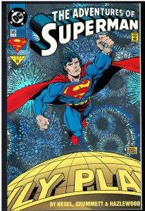 Adventures of Superman #505 (DC, 1993)