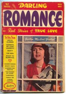 Darling Love #2 1949- Louise Venier- Golden Age VG-