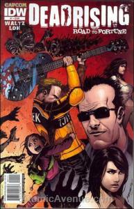Dead Rising: Road to Fortune #1 VF/NM; IDW | save on shipping - details inside