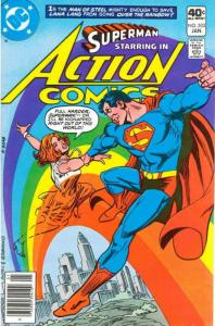Action Comics #503 FN; DC | save on shipping - details inside