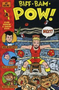 Biff Bam Pow! #1 VF/NM; Amaze Ink | save on shipping - details inside