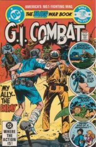 G.I. Combat (1957 series) #252, VF+ (Stock photo)