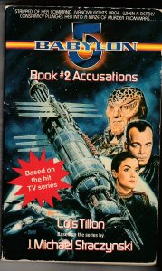 Babylon 5 Book # 2 -  Accusations by Lois Tilton