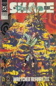 Shade: The Changing Man (1990 series) #7, VF (Stock photo)