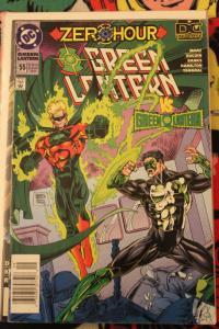 Green Lantern 55 VG