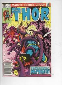 THOR #310 VF+ God of Thunder Mephisto 1966 1981, more Thor in store