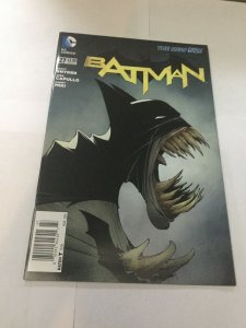 Batman 27 Nm Near Mint Newsstand Edition DC Comics New 52