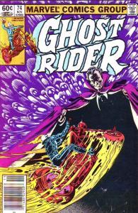 Ghost Rider, The #74 (Nov-82) NM Super-High-Grade Ghost Rider