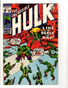 The Incredible Hulk # 132 FN Marvel Comic Book Avengers Thor Iron Man Wasp JL2