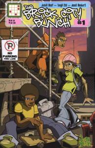 Brick City Bunch #1 VF/NM; Urban Sequence | save on shipping - details inside
