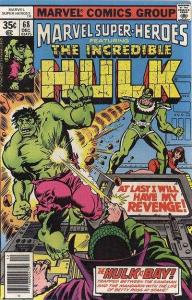 Marvel Super-Heroes (1967 series) #68, VF+ (Stock photo)
