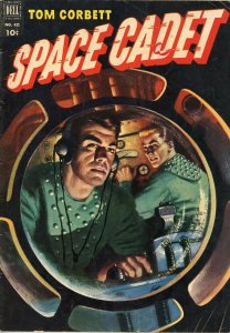 Four Color Comics 421  VG/F  1952  Tom Corbett, Space Cadet!