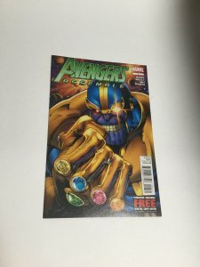 Avengers Assemble 7 Nm Nnear Mint Marvel Comics