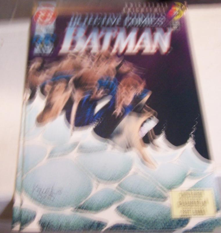 Detective Comics #663 (Jul 1993, DC) BATMAN