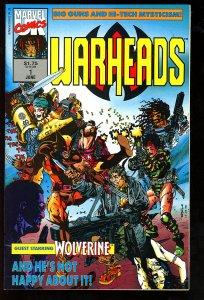 Warheads #1 (1992)