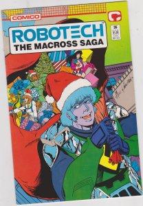 Robotech: The Macross Saga #35