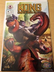 Kong King of Skull Island #4