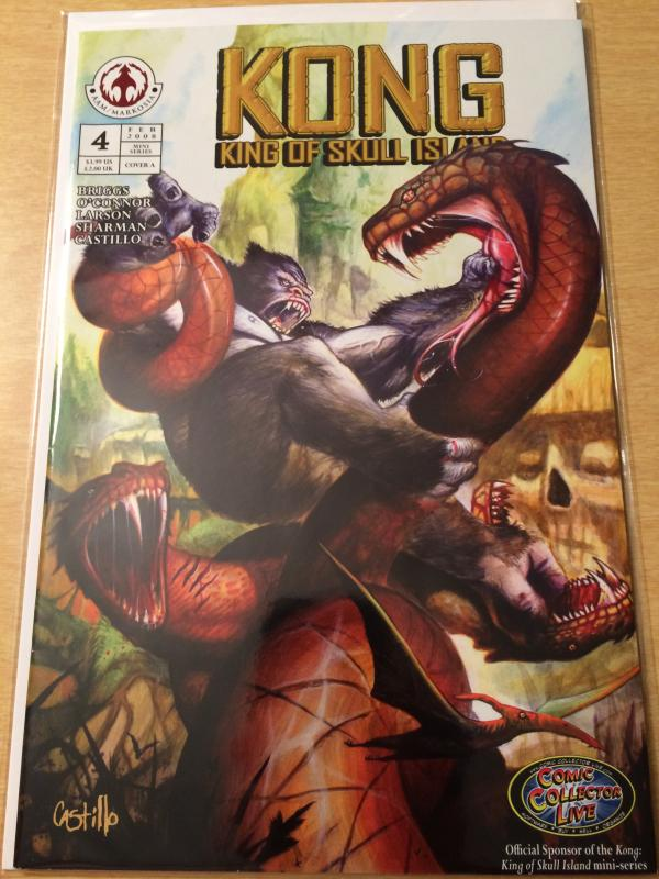 Kong King of Skull Island #4