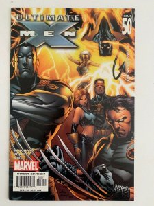 Ultimate X-Men #50 Cry Wolf Part 1 (2001 Marvel Comics) NM
