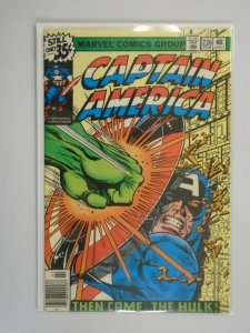 Captain America #230 Featuring the Hulk 5.0 VG FN (1979 1st Series)